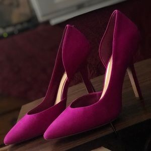 BCBG Paris Pink Pumps